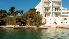 Chorwacja apartamenty edom z basenem nad morzem 4 osobowe augustów