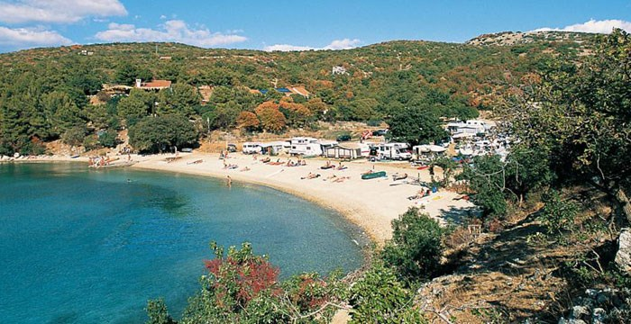 Chorwacji w gołe plaże Najpiękniejsze plaże